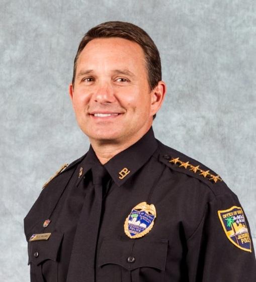 Sheriff Mike Williams