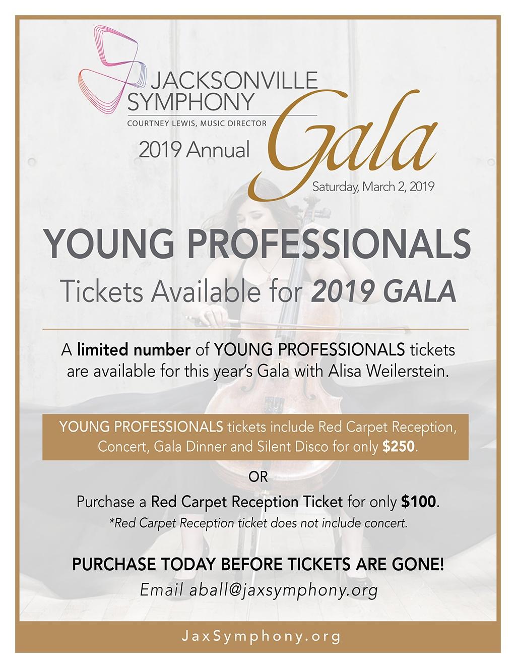 Young Professionals At Symphony